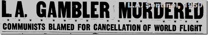 L.A. Sentinel, 1950