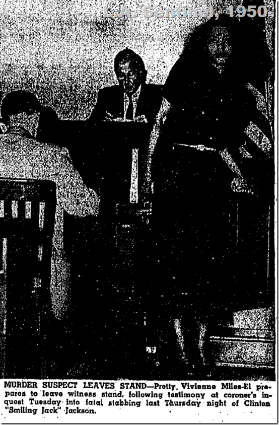 June 1950, Los Angeles Sentinel