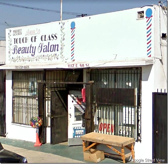 1117 E. 58th St., Los Angeles, CA