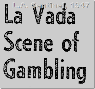 April 10, 1947, Los Angeles Sentinel