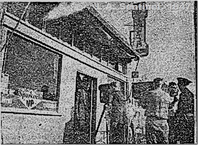 April 17, 1947, Murder reenactment