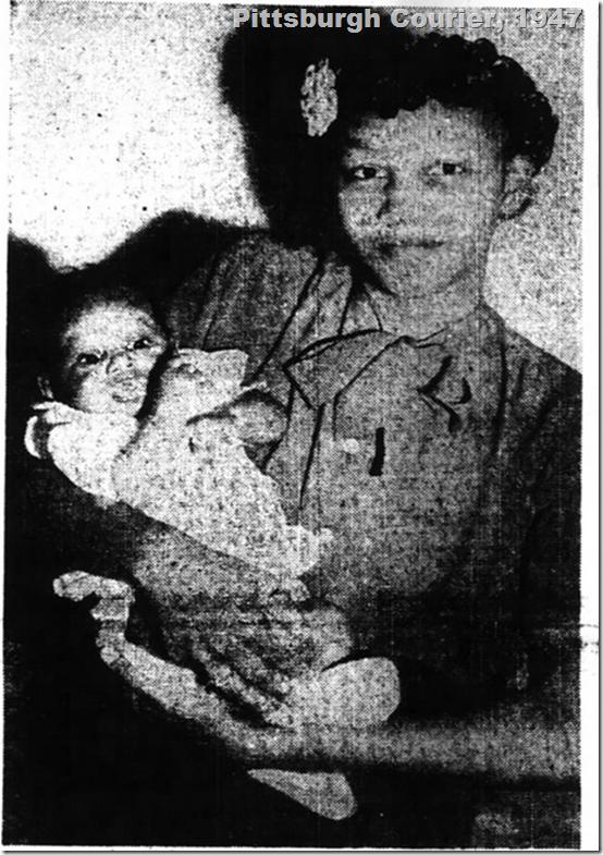 April 12, 1947, James Sperling