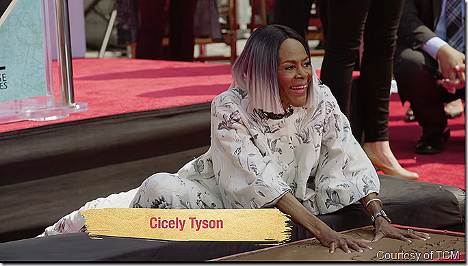 Cicely Tyson, TCM