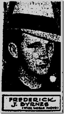 May 20, 1932, Frederick J. Byrnes