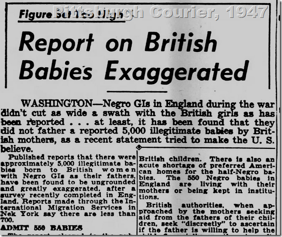 May 31, 1947, Pittsburgh Courier