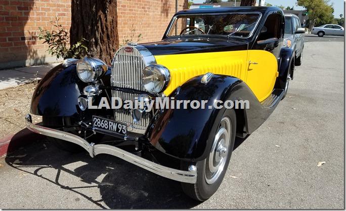 1935 Bugatti Ventoux