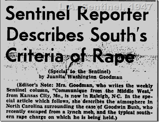Los Angeles Sentinel, June 12, 1947