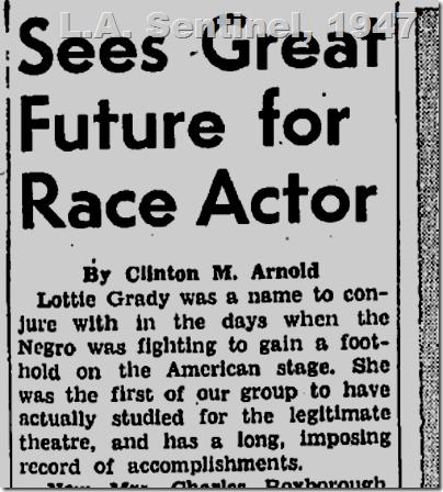 June 19, 1947, Los Angeles Sentinel