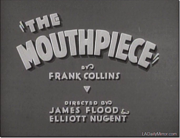 The Mouthpiece