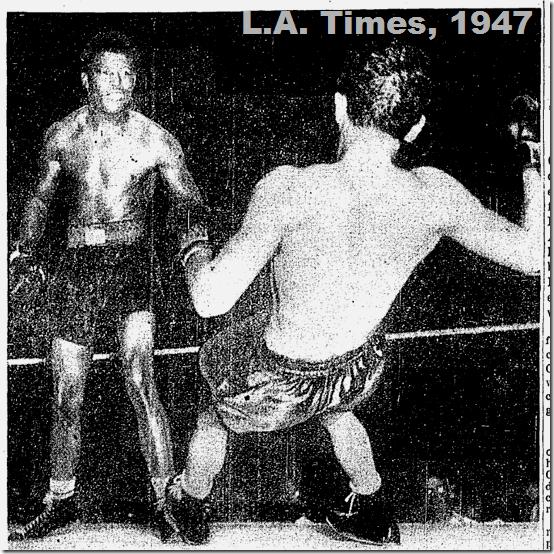 June 25, 1947, Sugar Ray Robinson, Jimmy Doyle