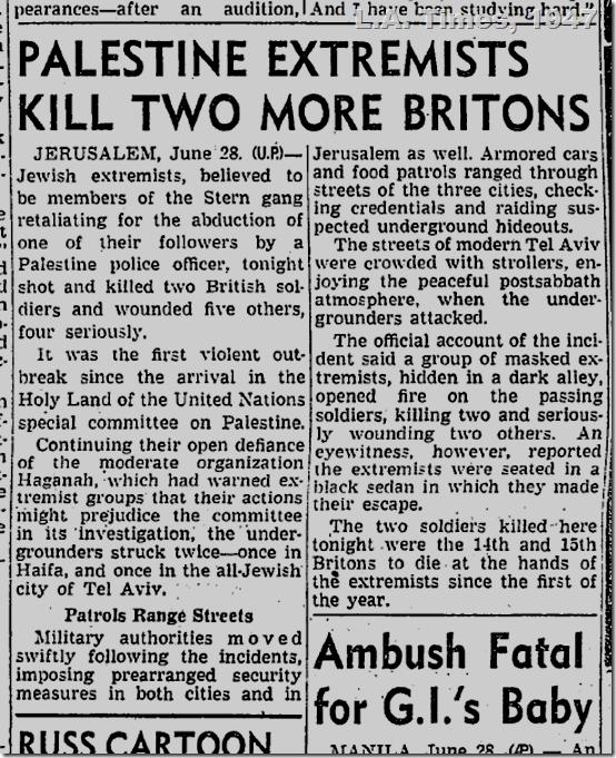 June 29, 1947, L.A. Times
