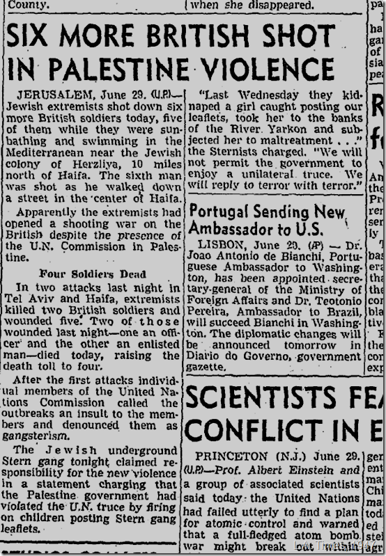 June 29, 1947