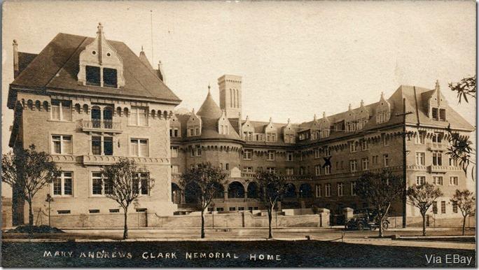 Mary Andrews Clark Memorial Home