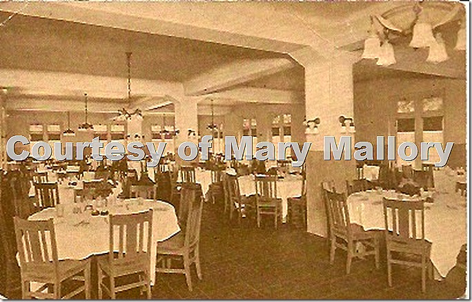 Mary A Clark Dining