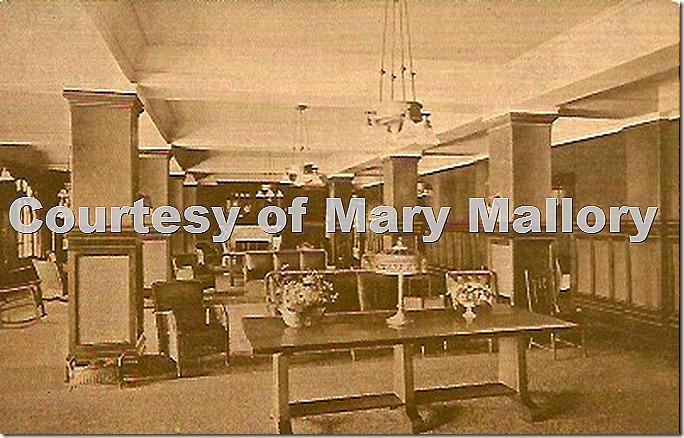 Mary A Clark Living Room