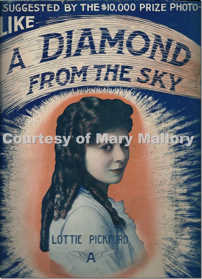 Diamond from Sky