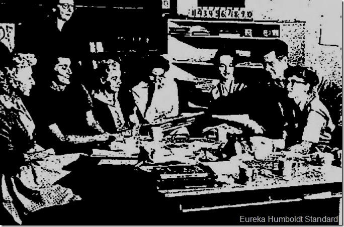 Eureka Humboldt STandard 8-6-60
