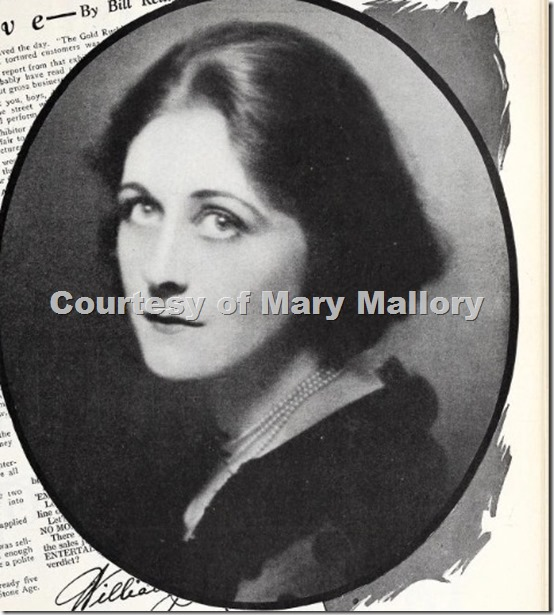 Frances Marion portrait