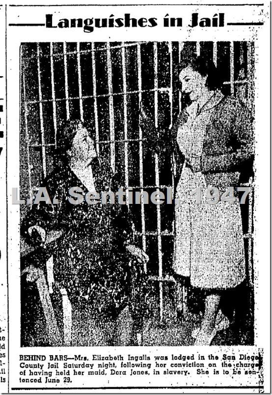 July 24, 1947, Ingalls convicted