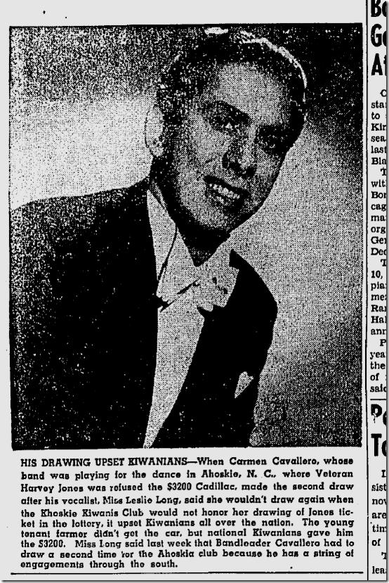 July 31, 1947, L.A. Sentinel