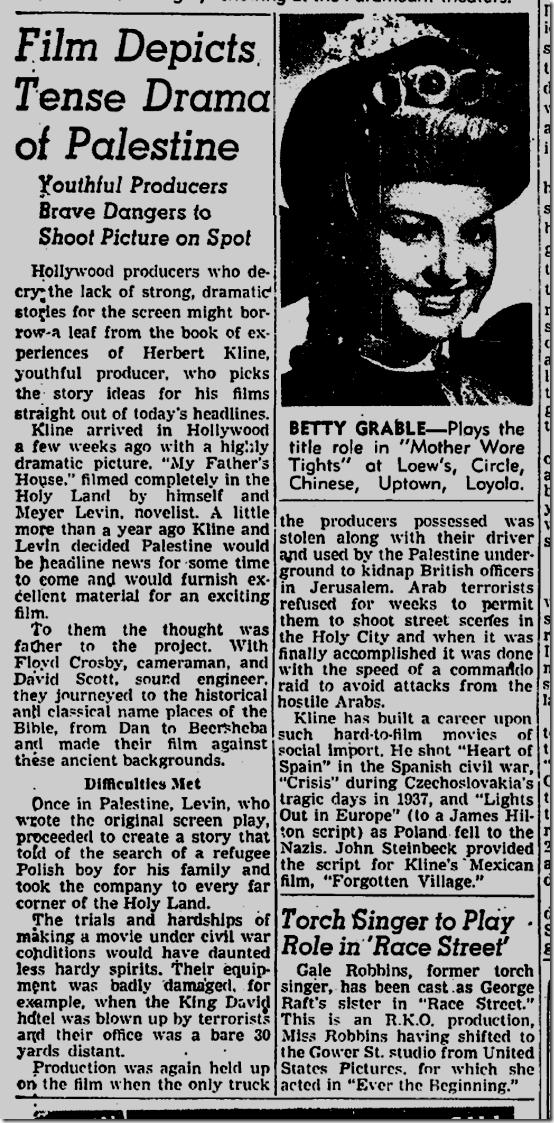 Aug. 31, 1947, L.A. Times