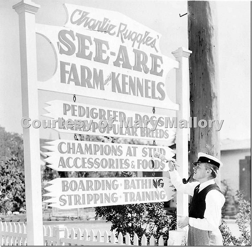Charlie Ruggles Kennels Photo