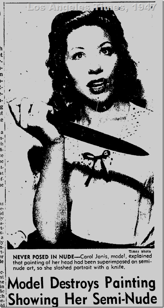 Los Angeles Times, 1947