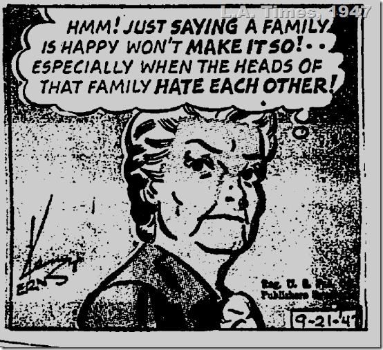 Sept. 21, 1947, Comics