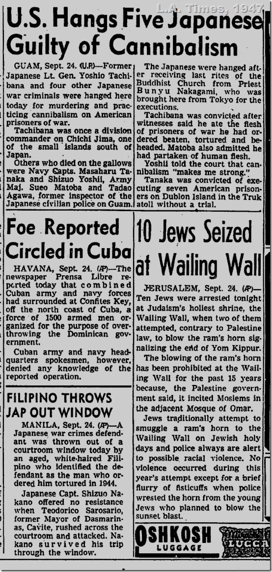 Sept. 25, 1947, L.A. Times