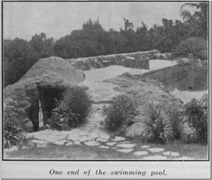Laemmle Estate Pool Univ. Weekly 1929