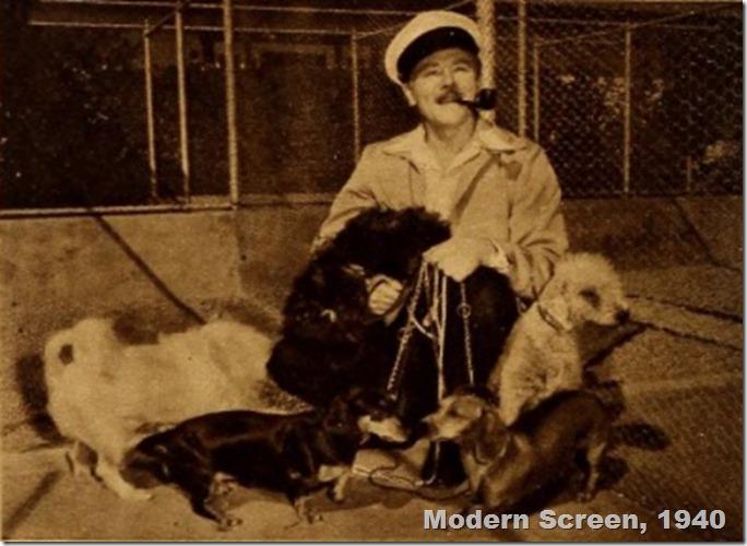 Ruggles Dogs Modern Screen 1940