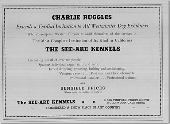 See Are Ad Kennel Gazette 2-38