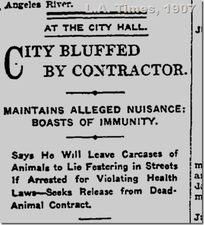 Oct. 12, 1907, Dead Dogs