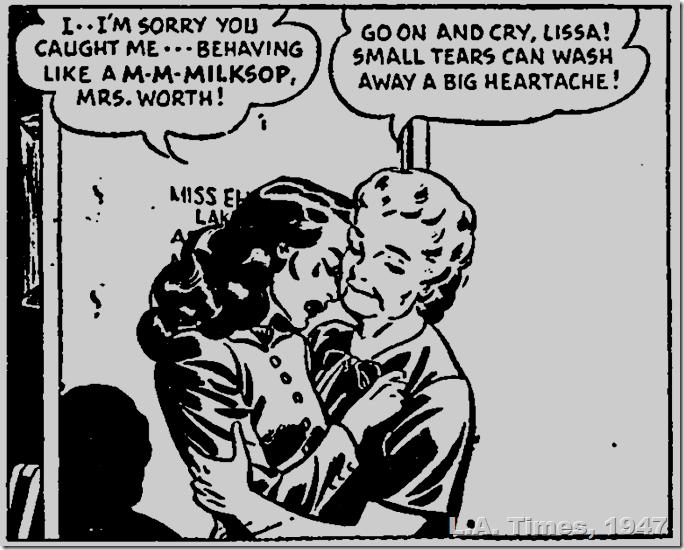 Oct. 10, 1947, Comics