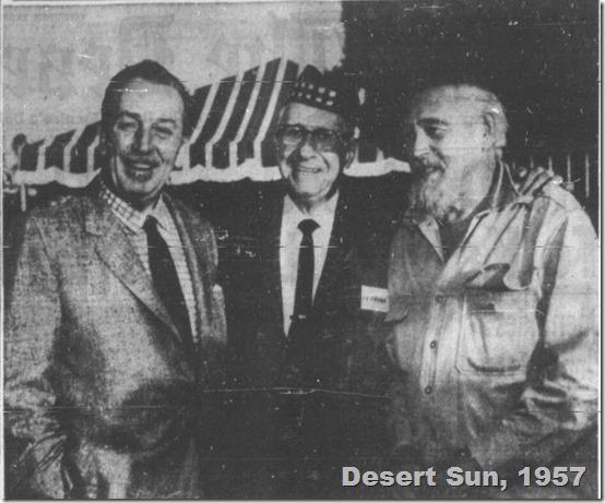 Tam O'Shanter Desert Sun 7-31-57