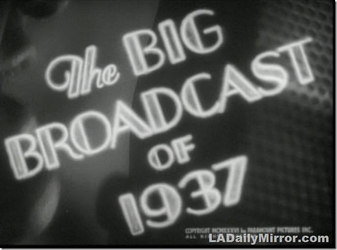 Big Broadcast of 1937