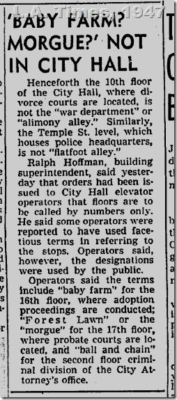 L.A. Times, 1947