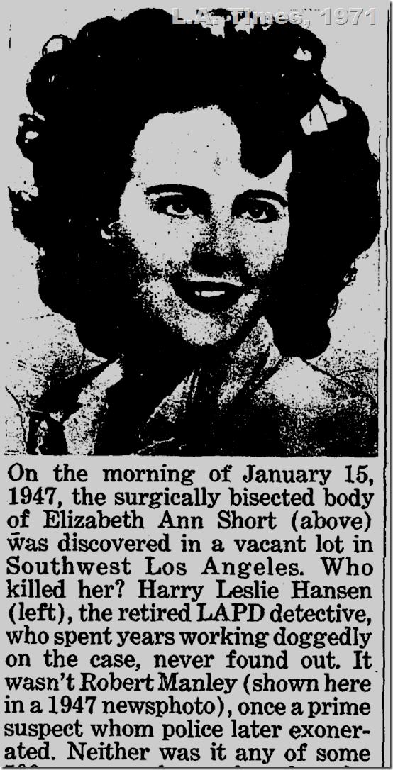 L.A. Times, 1971
