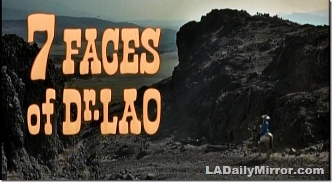 Dec. 29, 2018, Seven Faces of Dr. Lao