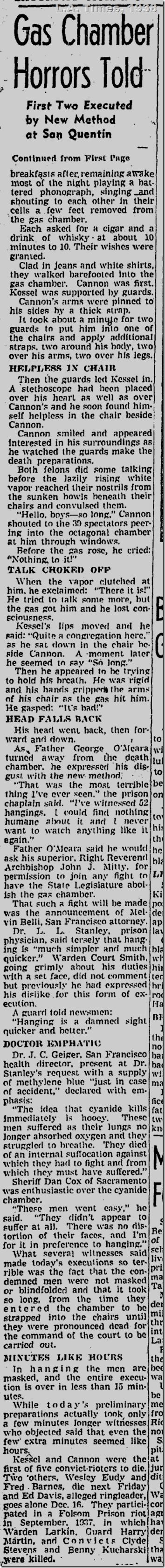 L.A. Times, 1938