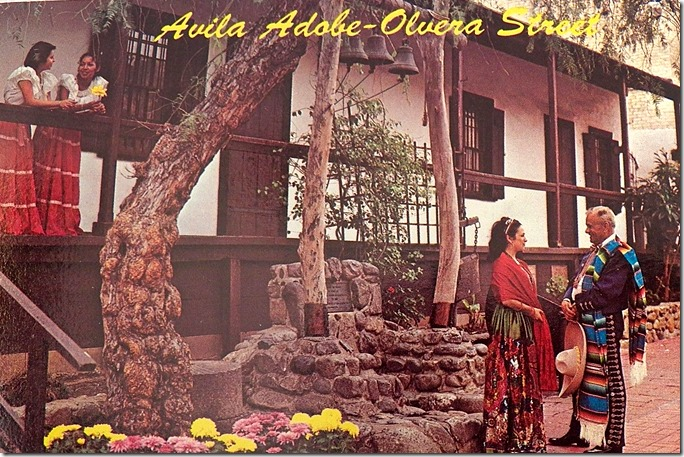 Avila Adobe