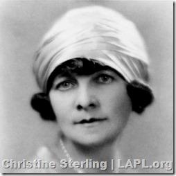 Christine Sterling