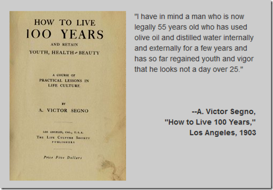How to Live 100 Years