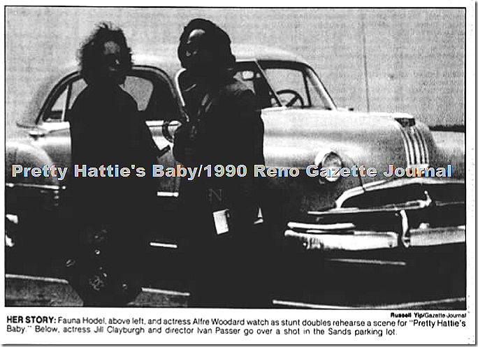 Pretty Hattie's Baby, 1990