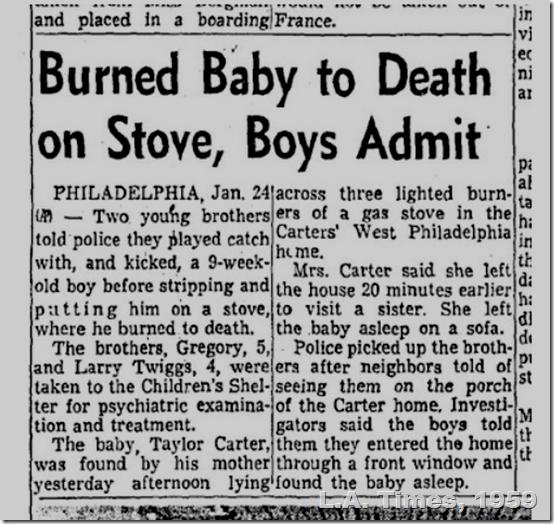 L.A. Times, 1959
