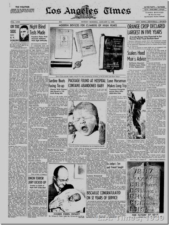 Jan. 8, 1939, L.A. Times