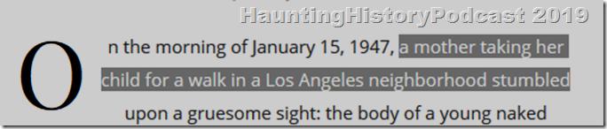 Haunted History Podcast