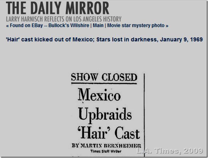 L.A. Times, 2009