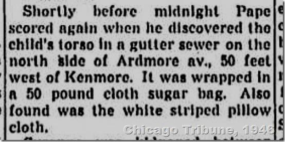 Chicago Tribune, Jan. 6, 1946.