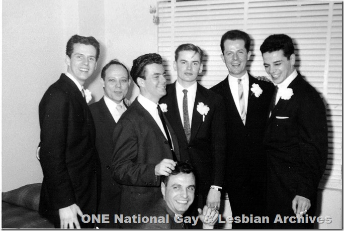 1957 Gay Wedding, Philadelphia